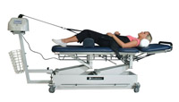 Traction / Decompression & Light Therapy System