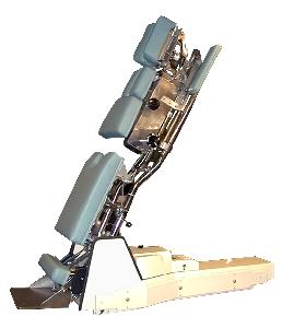 460 Zenith Thompson Vertilift Elevating Hylo Adjusting Table