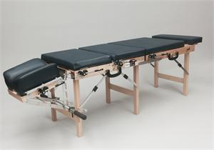 Model 24 Zenith Portable Chiropractic Adjusting Table