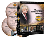 Thompson Terminal Point Technique   8 DVD Set